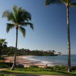 Beach View from Wailea Beach Villas