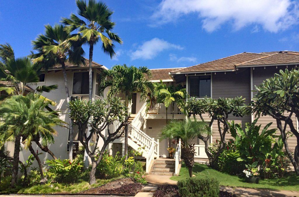 Grand Champions Maui Condo Homes