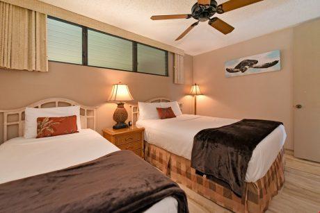 Papakea K203 guest bedroom