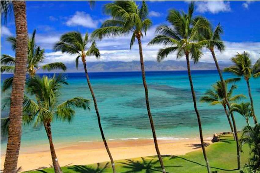 Hale Mahina Beach Resort Maui Hawaii