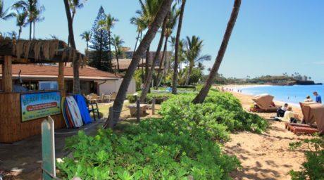 N. Kaanapali Beach
