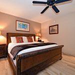 Papakea K203 master bedroom