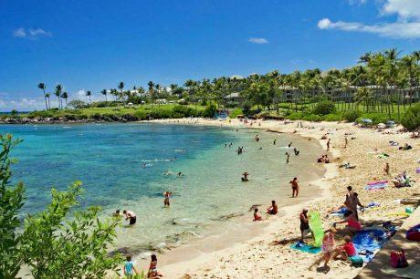 Napili Beach day