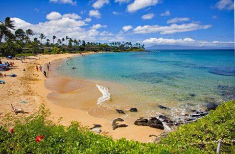 Napili Beach view