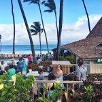 Napili shores restaurant