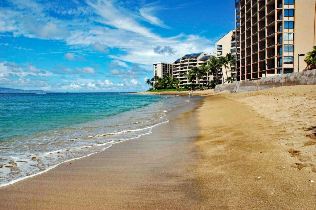 Kahana on Wailea Beach Villas Maui Hawaii