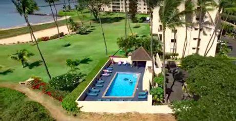 Koa Lagoon pool