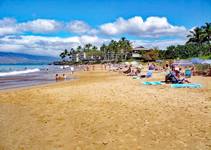 Kamaole Beach Royale on Wailea Beach Villas Maui Hawaii