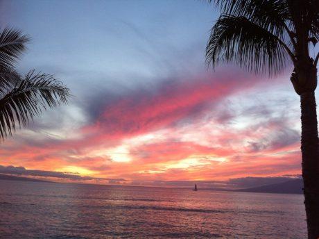 lokelani sunset
