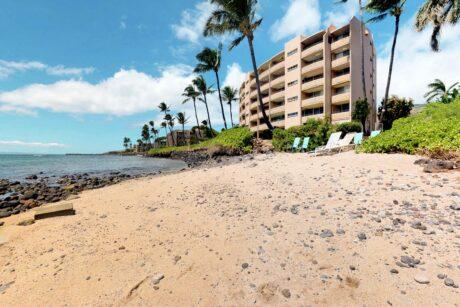 Island Sands 607 Maalaea Maui