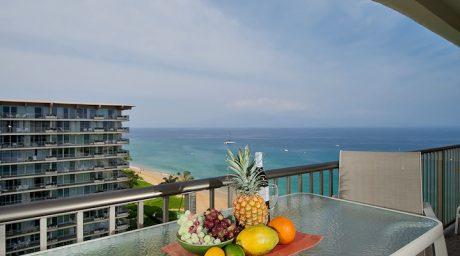 #1107 Maui Beachfront Rentals
