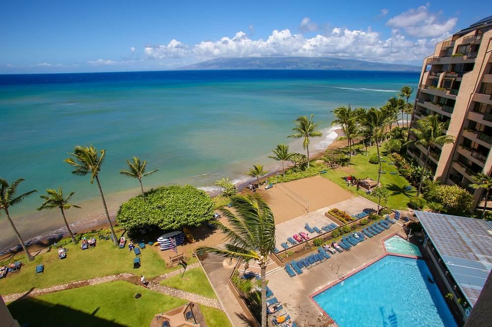 Sands Of Kahana 275 Maui Condo Homes
