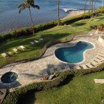 Maalaea Banyans pool Maui Beachfront Rentals