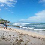 .8 miles away Honokawaii Beach Park offers a gentle surf  & lovely views!