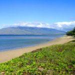 Waiohuli Beach a 2 minute walk from the condo