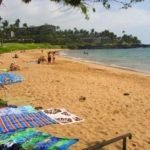 Elua Beach Near Wailea Ekolu