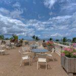 Royal Mauian rooftop pavillion