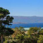 Ocean view from Wailea Ekolu Common Areas