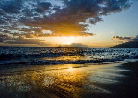 Gorgeous Kamaole Sunsets