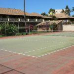 Kihei Bay Surf Tennis Court
