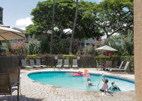 Maui Vista pool