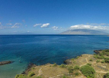 Kihei Boat Harbor across the street from Maui Kamaole.