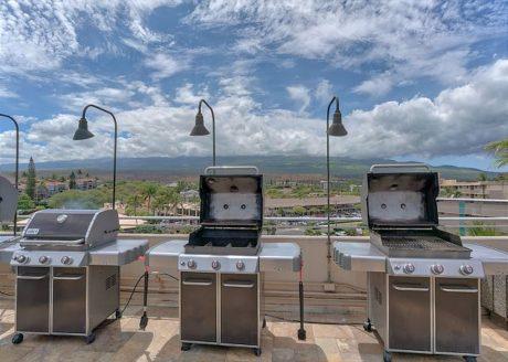 Rooftop BBQ Pavilion