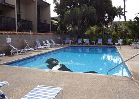 Kihei Garden Estates B201 Pool