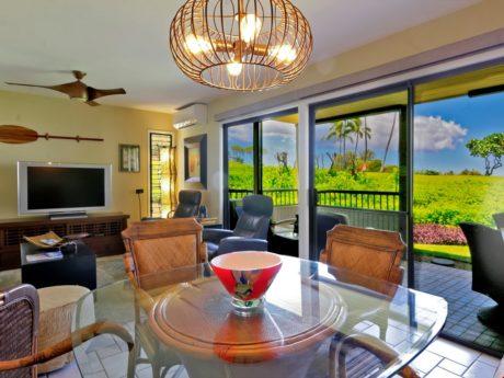 Beautiful Views - Enjoy gorgeous vistas whether you dine inside or on the patio!