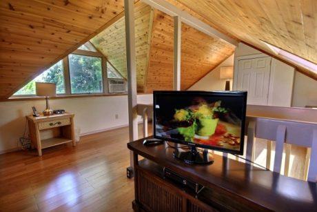 Bedroom 2 Big Screen TV