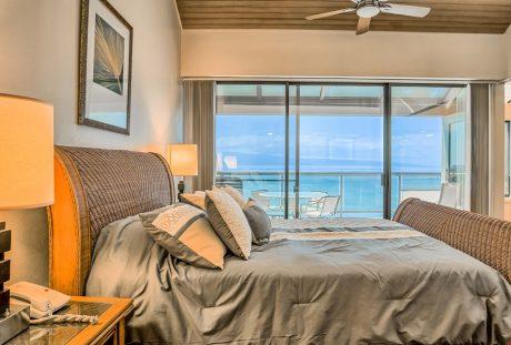 Ocean View from Master Bedroom