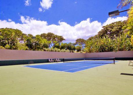 Pristine Tennis Court