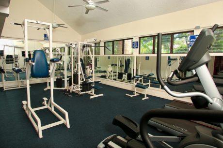 Workout Facilities