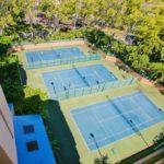Sands of Kahana tennis courts