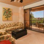 Sands of Kahana 122 - Living Room