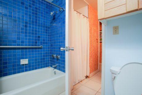 Sands of Kahana 122 - Master Bathroom- Shower