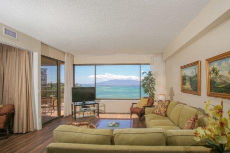 Sands of Kahana 366 - Living Room
