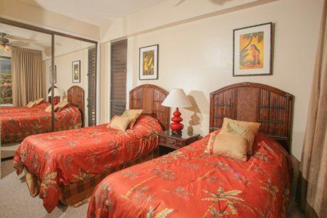 Sands of Kahana 366 - Second Bedroom