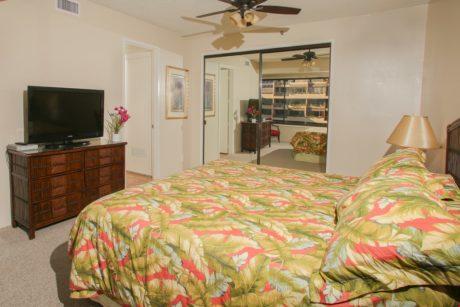 Sands of Kahana 366 - Third Bedroom