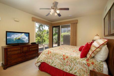 Bay Villa 37G4 Guest Bedroom