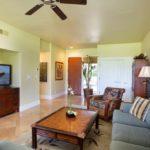 Bay Villa 37G4 Living Room Overview