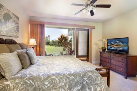 Bay Villa 37G4 Master Bedroom