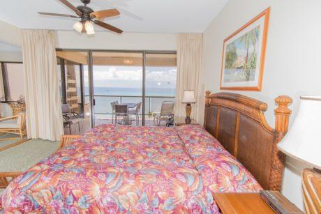 Sands of Kahana 275 - Master Bedroom