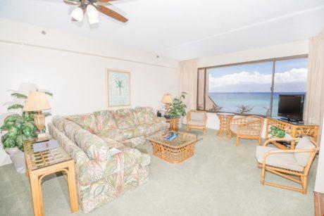 Sands of Kahana 275 - Living Room