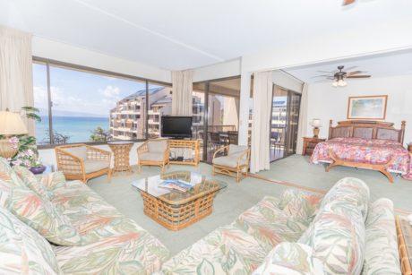 Sands of Kahana 275 -Living Room