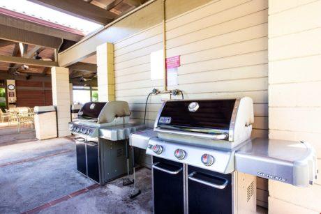 Kapalua Ridge Villa - BBQ Grills