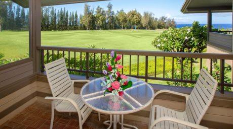 Kapalua Ridge Villa 1222 -Lanai View