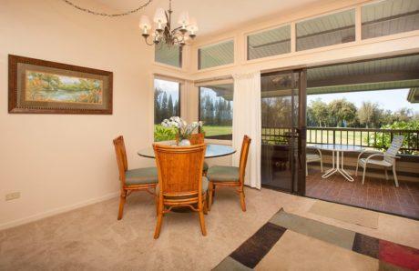 Kapalua Ridge Villa 1222 - Dining Table