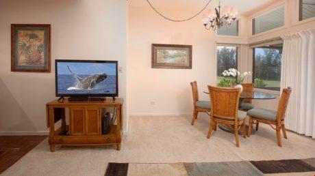 Kapalua Ridge Villa 1222 -TV