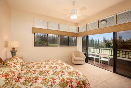Kapalua Ridge Villa 1222 - Master Bedroom